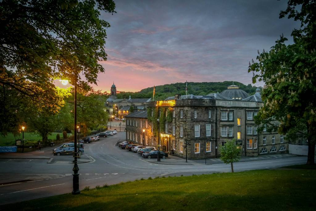 Valentine's Day 2018 The Old Hall Hotel Buxton