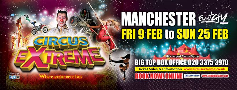 Extreme Circus Manchester