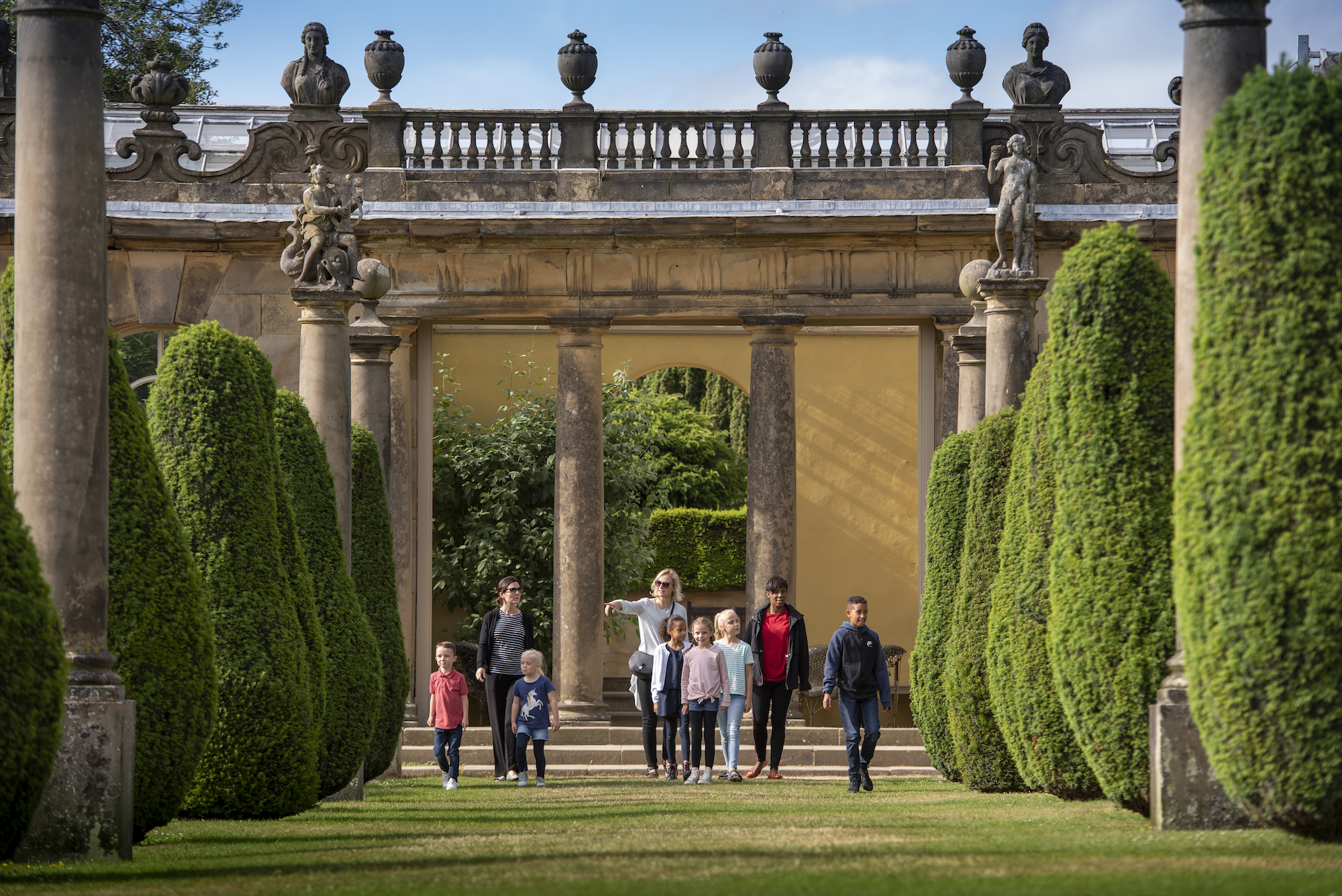 Chatsworth Summer 2018 - Family inspired activities during holidays