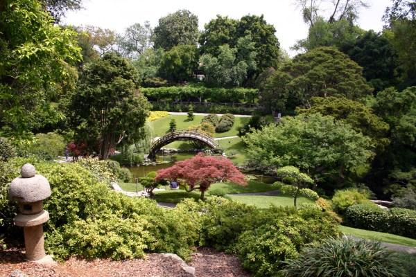 Japanese Gardens Huntington Explore California