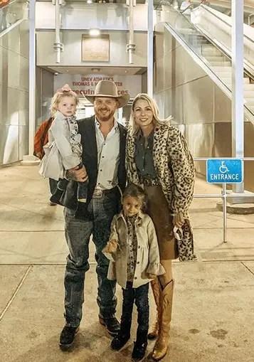 Cody Johnson Family