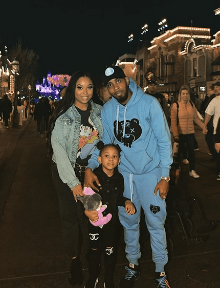 Jojo Simmons Family