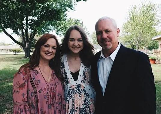 Paige Drummond Parents