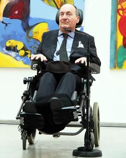 Philippe Pozzo Di Borgo Net Worth and Salary