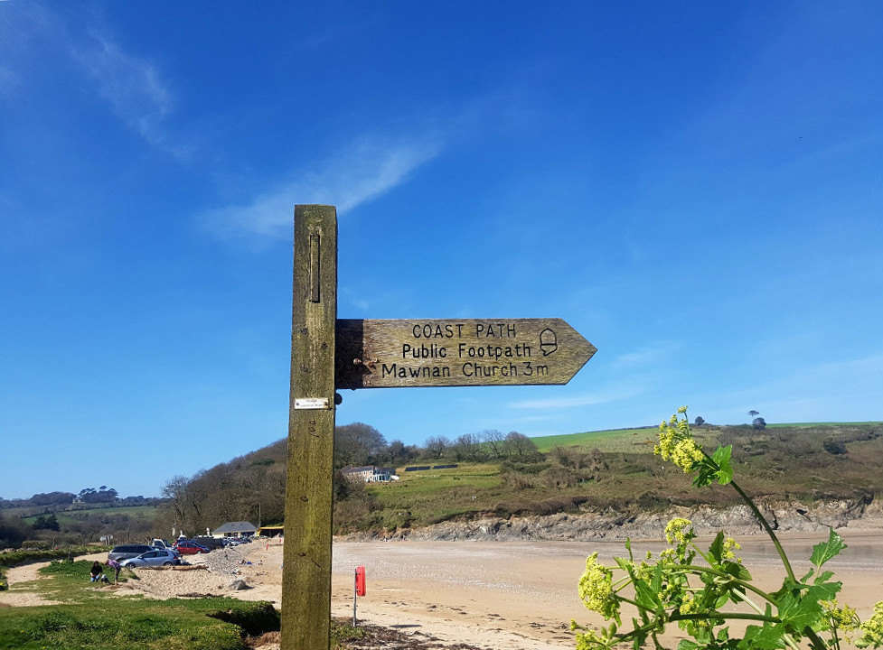 Maenporth Walk