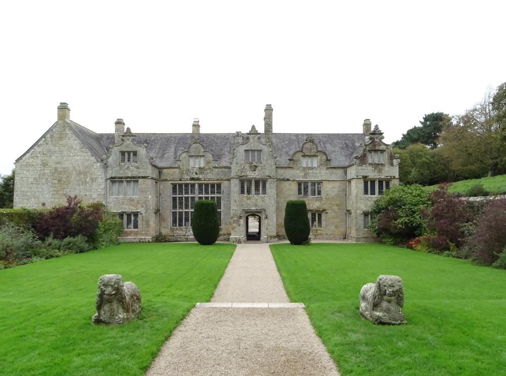 Trerice House & Gardens