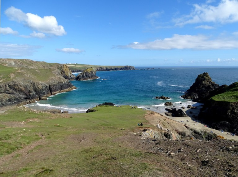 Mullion Cove to Kynance