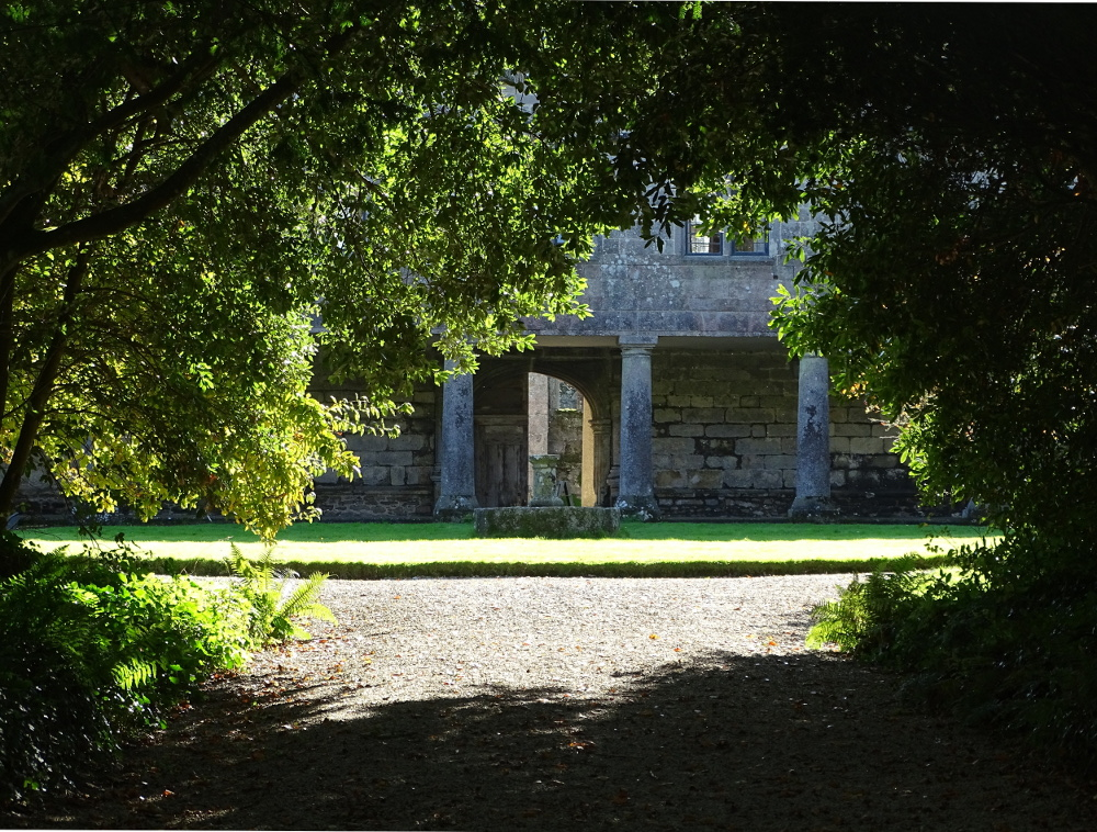 Godolphin House & Gardens