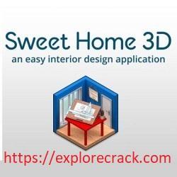 Sweet Home 3D 6.6 Crack + Keygen Free Download (2021) Latest