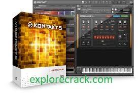 kontakt 6.6.0.133 Crack Mac + Activation Key [Torrent] Free Download Win/Mac