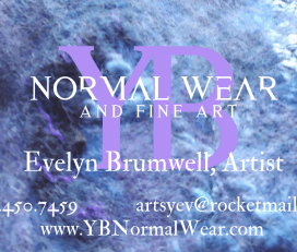 Evelyn Brumwell YB Normal Wear