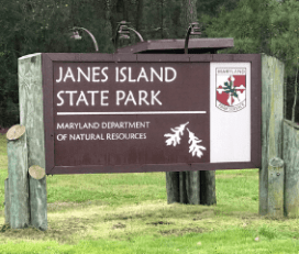Janes Island State Park