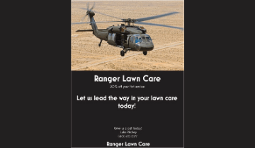 Ranger Lawn Care