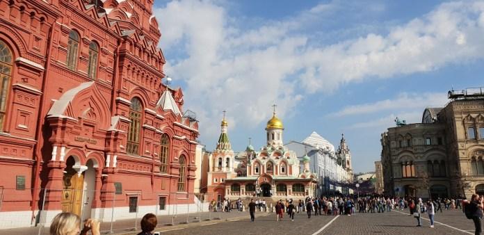 Moskva – carstvo ljepote kroz 72 sata
