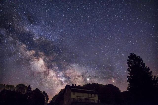 Ugasite svjetlo, upalite zvijezde – uživajte u parku tamnog neba