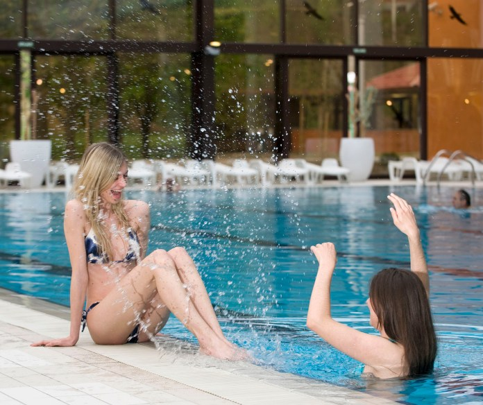 Zimsko kupanje uz sjajan wellness? Može!