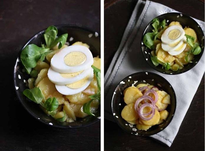 """""""Siromaška"""" salata od krumpira i krumpir salata na Bečki način"""