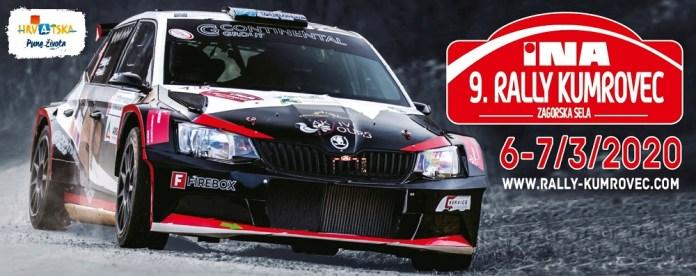 9. Rally u Kumrovcu – dođite na uzbudljivu utrku u Zagorje