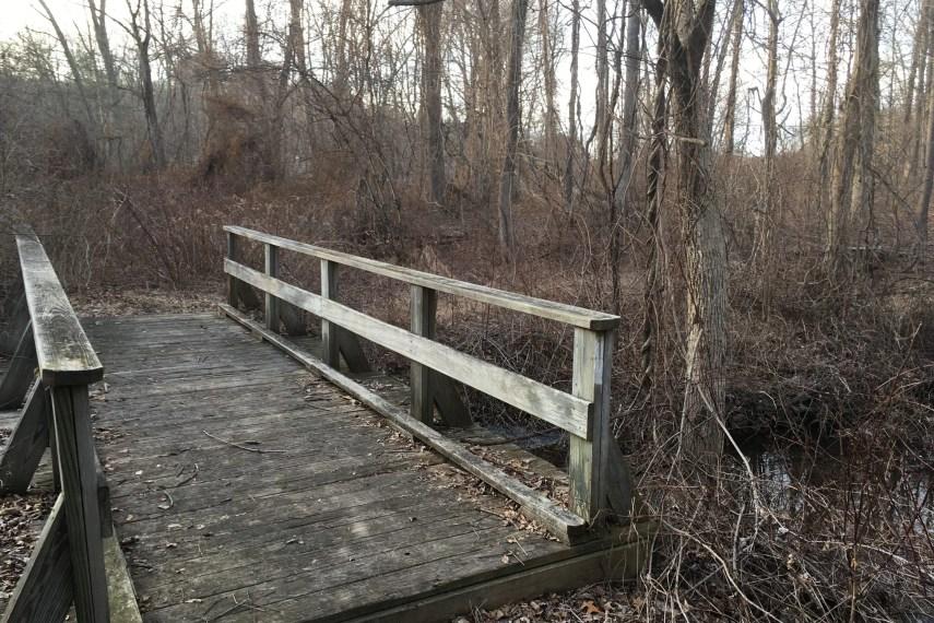 Eagleville Preserve Trail Bridge