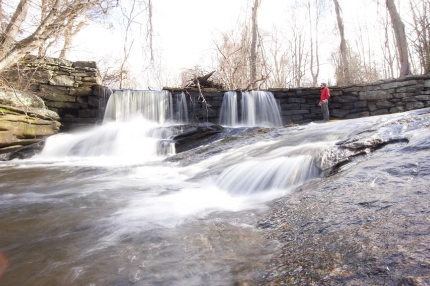 Higganum Reservoir Falls 2