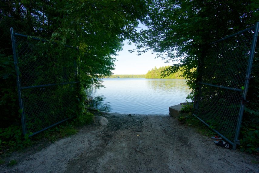 Killingly Pond Boat Launch