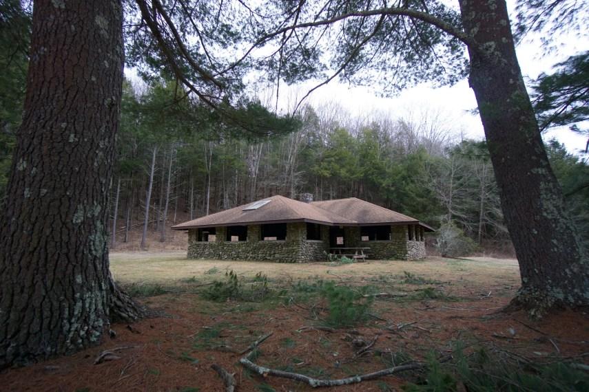 Mashamoquet Pavilion