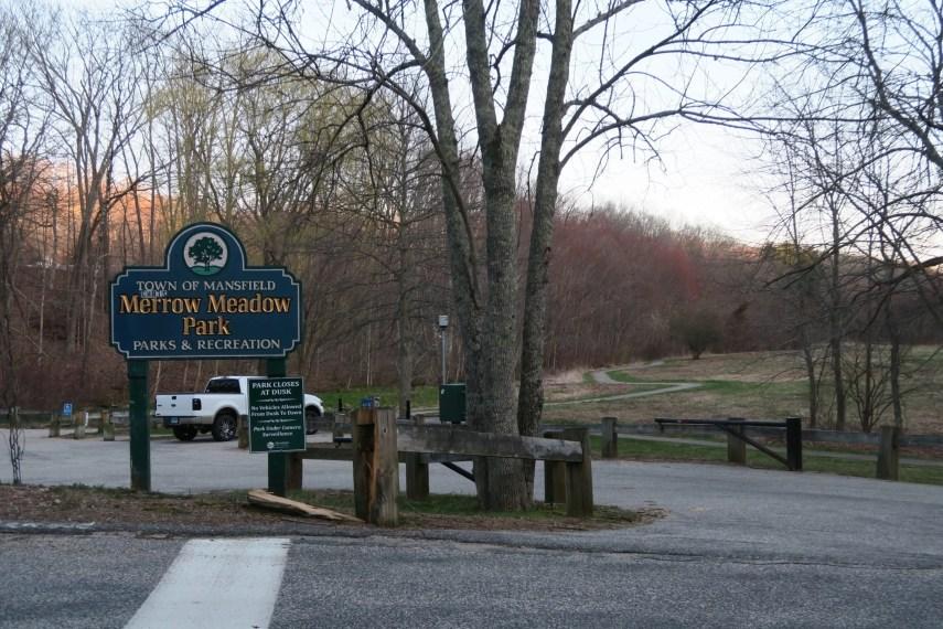 Merrow Meadow Parking