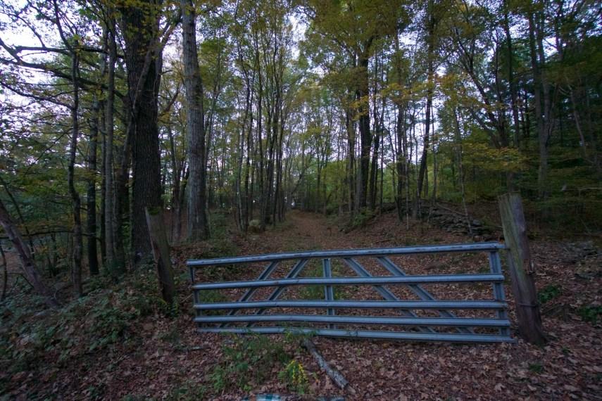 Nipmuck Forest Trailhead