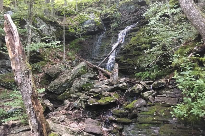 Sprague Waterfall 2