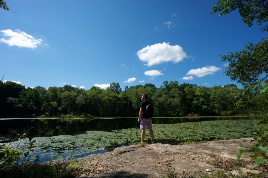 View of Northfield Pond