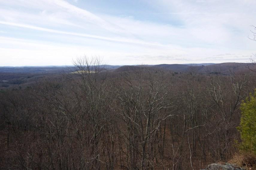 Mount Tom Tower Views