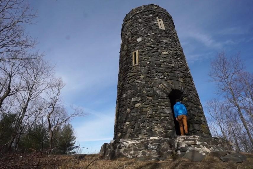 Mount Tom Tower