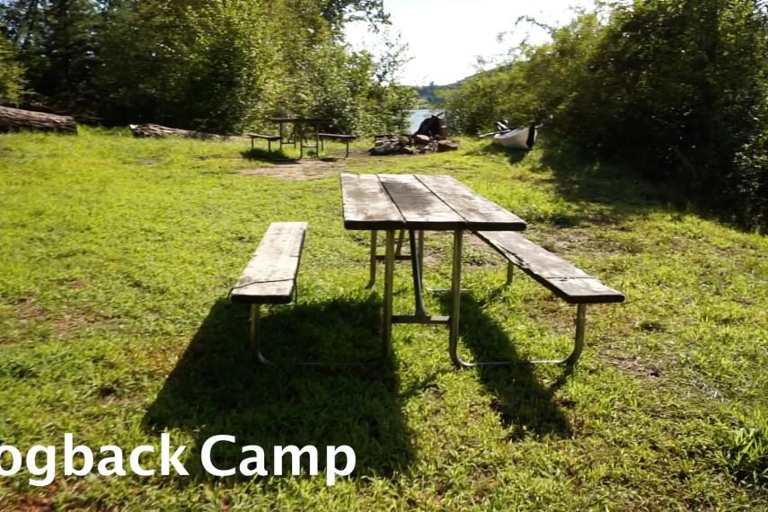 Selden Neck Hogback Camp