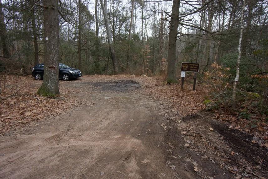 Sheepskin Hollow Parking