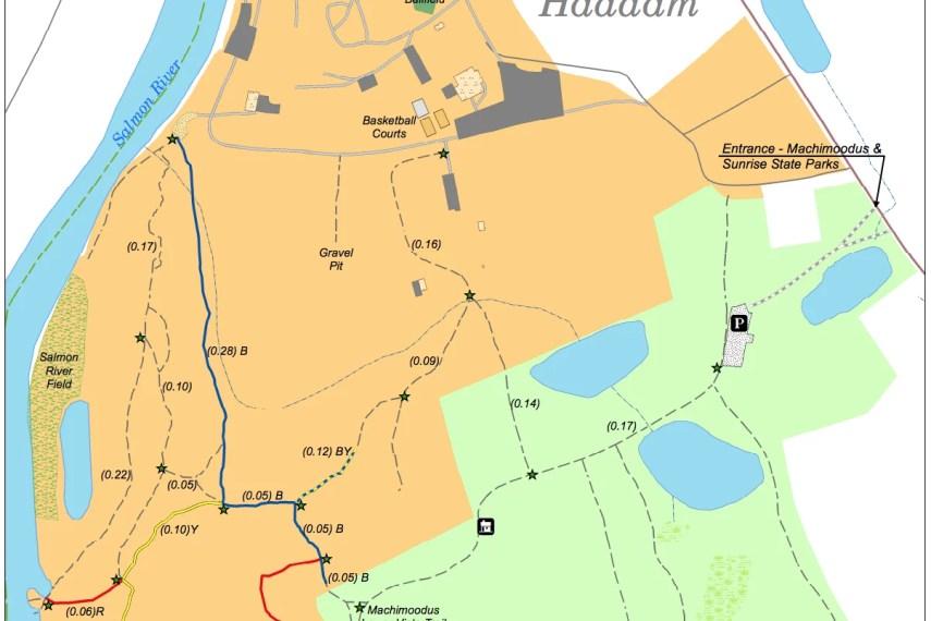 Sunrise State Park Trail Map