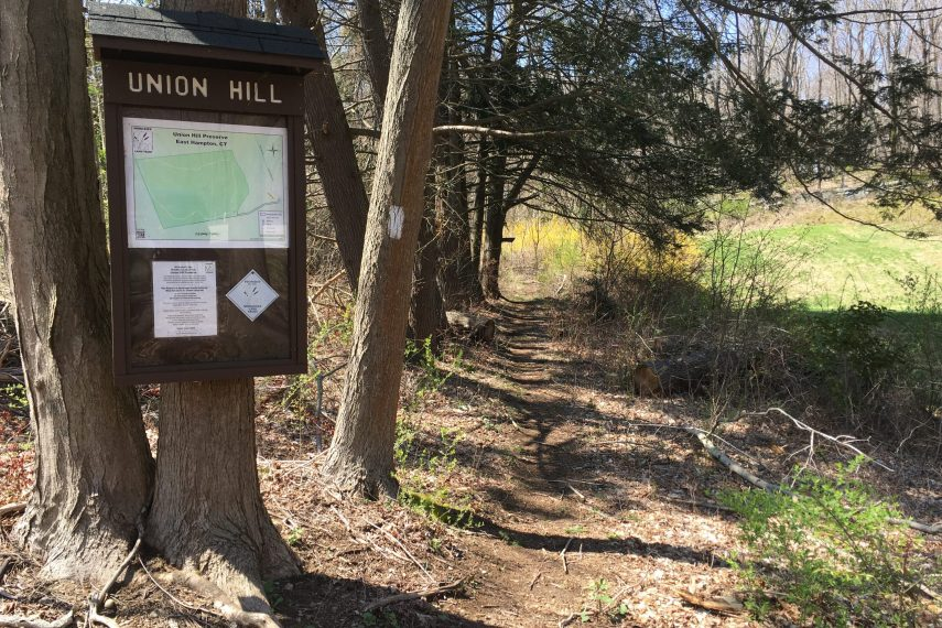Union Hill Trailhead