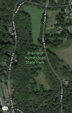 Brainerd Homestead Map