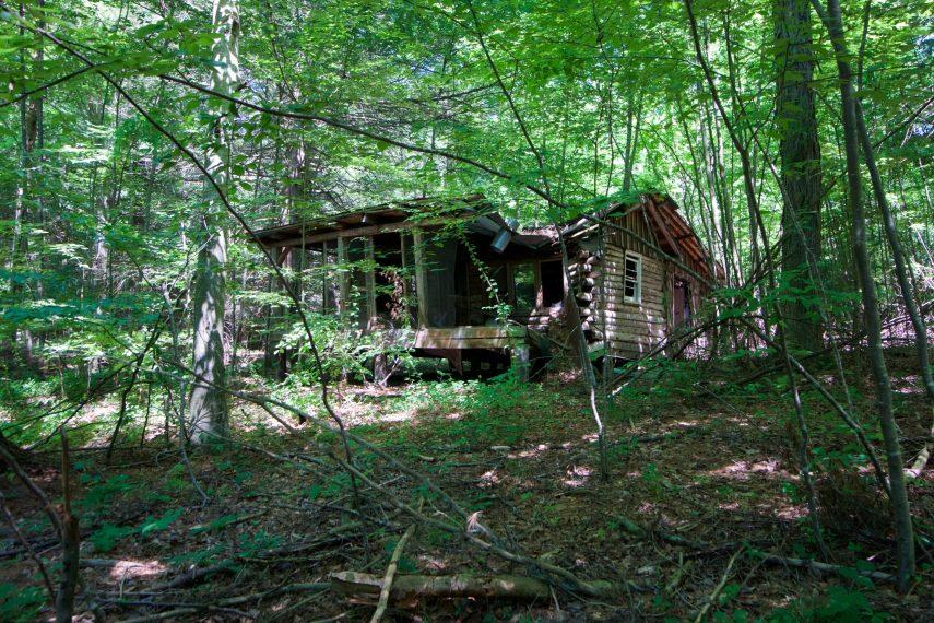 Dunn Preserve Abandoned House