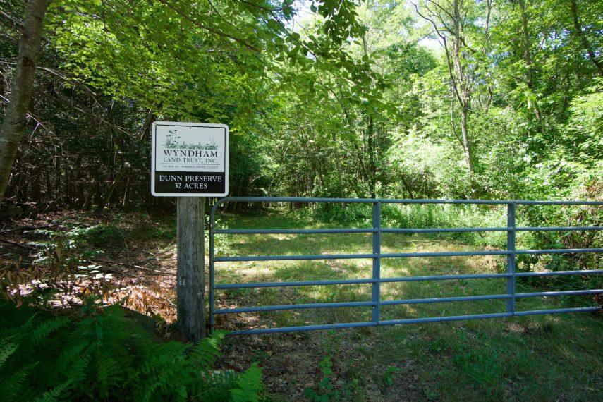 Dunn Preserve Trailhead