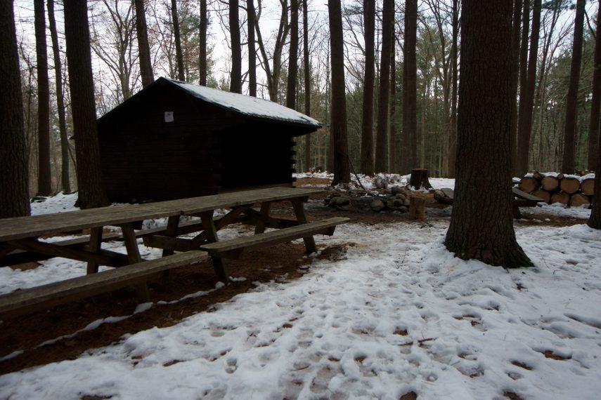 Nye Holman Camping Spot