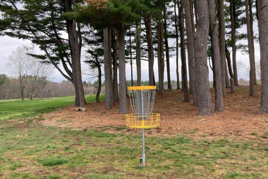 Garrison Park Disc Golf