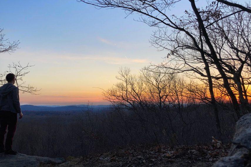 Kongscut Mountain Overlook