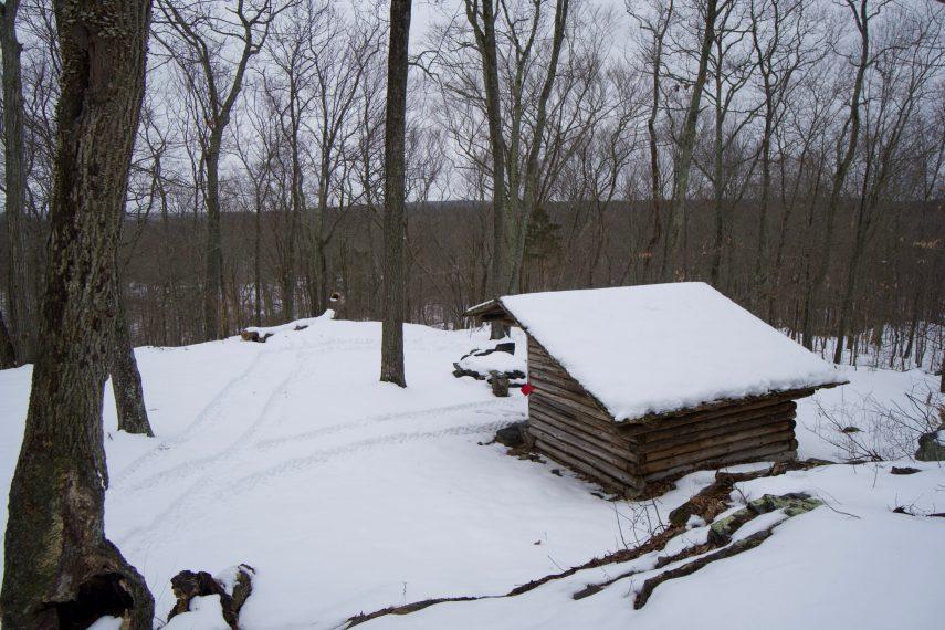 Legend Wood Shelter