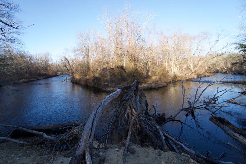 Schmid Overlook Willimantic River