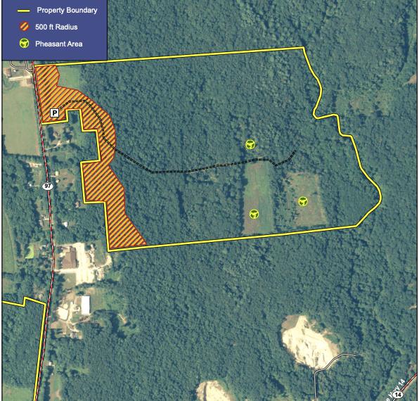 Spignesi WMA Map