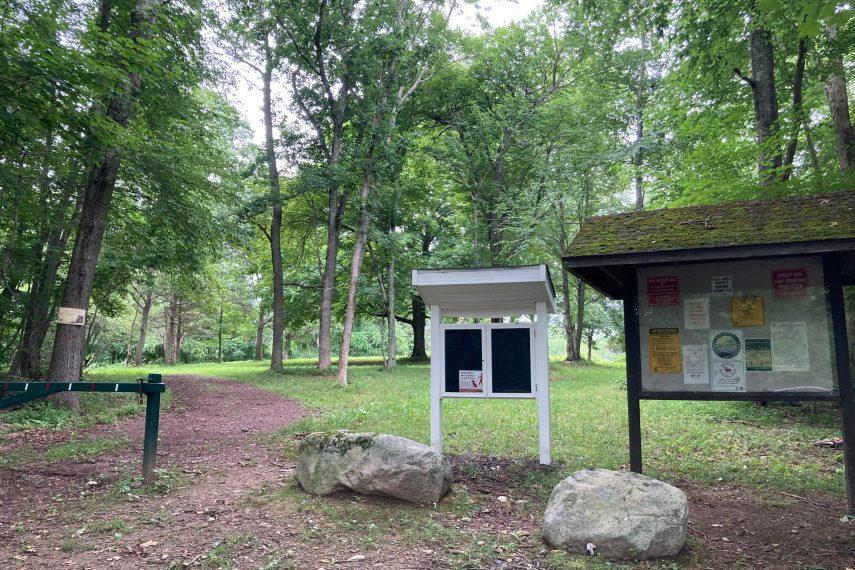 Zemko Pond WMA Trailhead