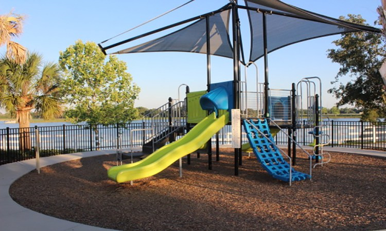 James L Patten Community Park Playground
