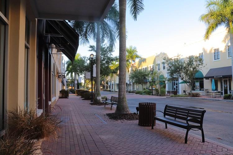 View of Lakewood Ranch Main Street