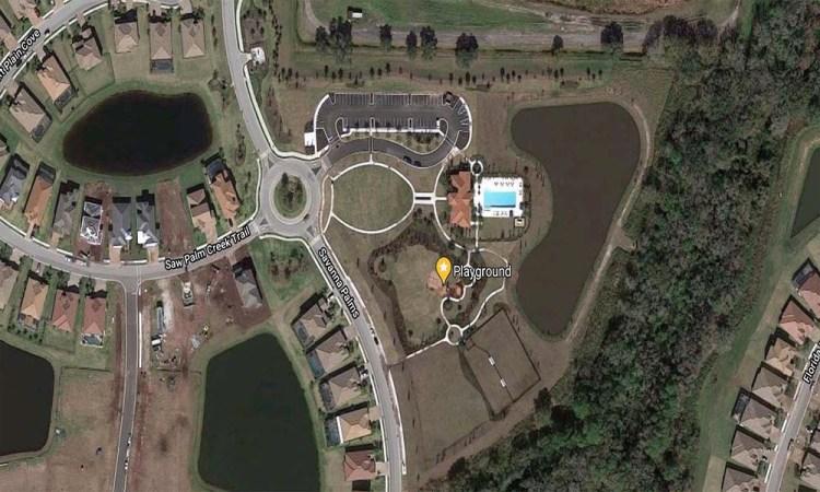 Savanna at Lakewood Ranch Park Aerial