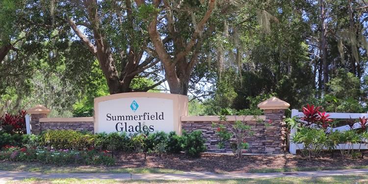 Summerfield Glades at Lakewood Ranch Entrance